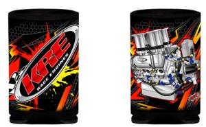 KRE Race Stubbie Cooler