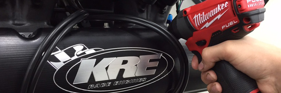 KRE engine valve cover  Milwaukee