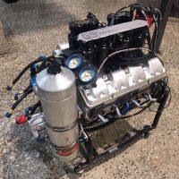 360 Sprintcar Engine