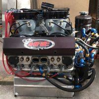 410 Sprintcar Engine